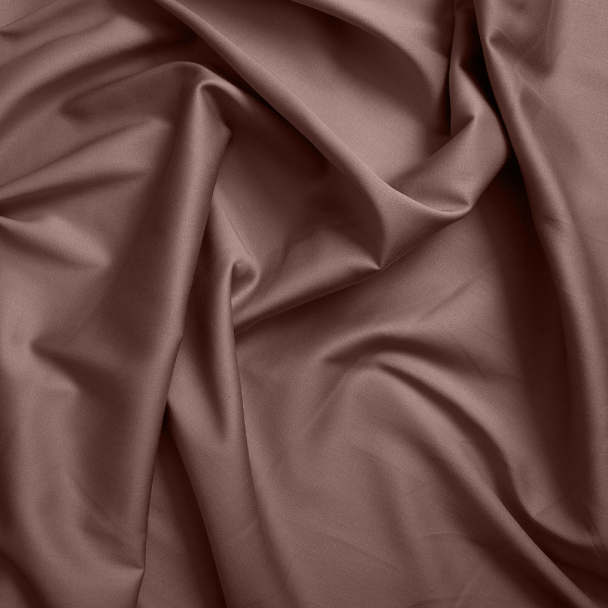 Taie d'oreiller 63x63 satin de coton rose
